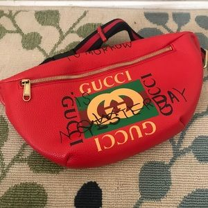 Other - gucci belt bag